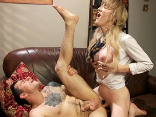 Lena Kelly - Lena Teaches Corbin How To Handle Trans Cock Pt7 HD Video