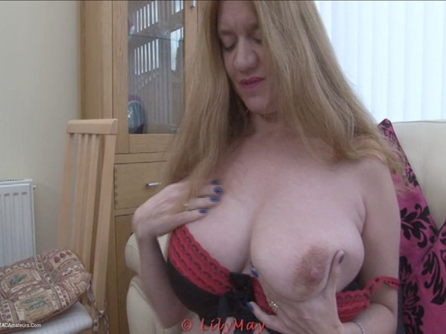 LilyMay - My 34F Breasts
