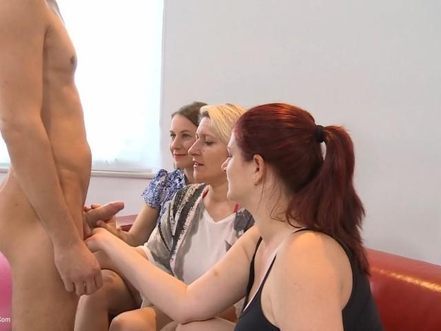 AngelEyes - Porno Casting Pt1