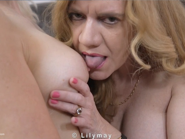 LilyMay - Lilys First Meet With Lady S