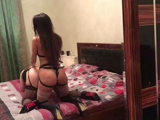 Sexy Alina XXX - Lesbian Strapon HD Video