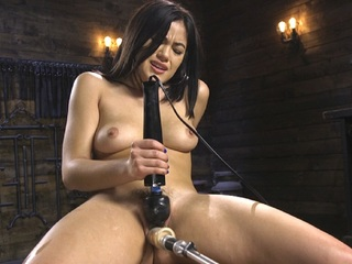 Kendra Spade - Fucked Senseless By The Machines Pt6 HD Video