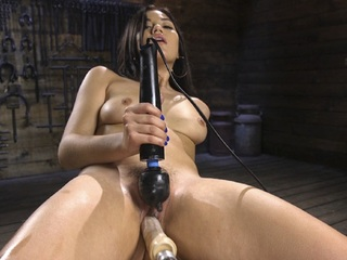 Kendra Spade - Fucked Senseless By The Machines Pt7 HD Video