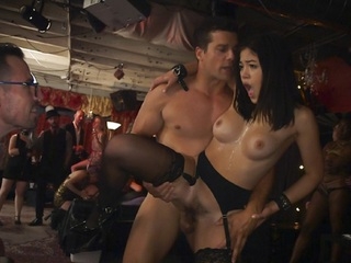 Kendra Spade - Uncollared Anal Cum Sluts Pt6 HD Video