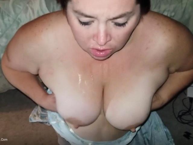 SexyNEBBW - Sloppy Blowjob Pt2