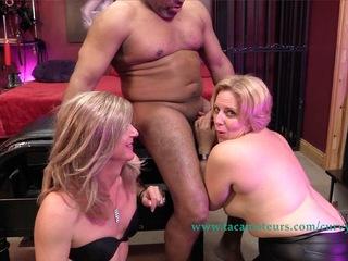 Curvy Claire - Claires Trans Spit Roast Orgy Pt4 HD Video