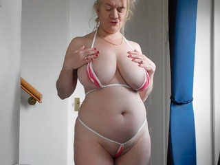 Lily May - Lily In Her Micro Bikini HD Video