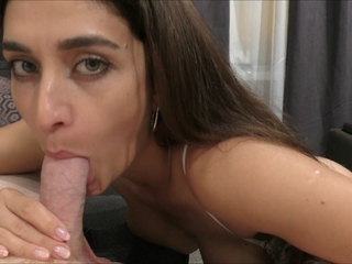 Sexy Alina XXX - Sofa Bareback Fuck HD Video