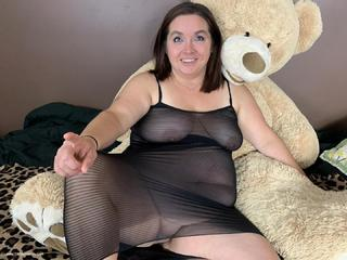 Sexy NE BBW - Teddy Bear  Arsehole Picture Gallery