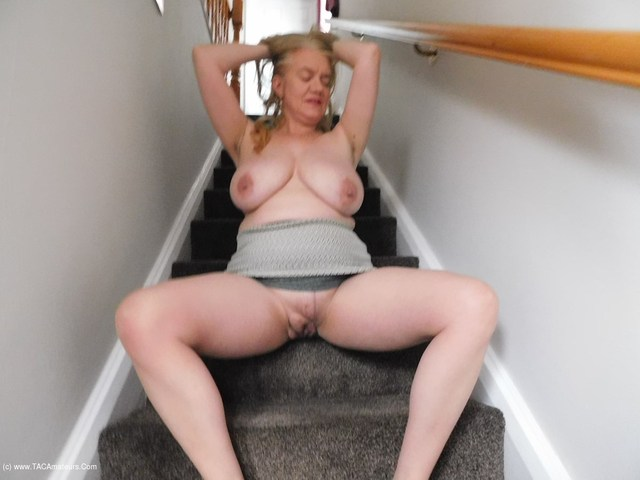 LilyMay - Lily On The Stairs