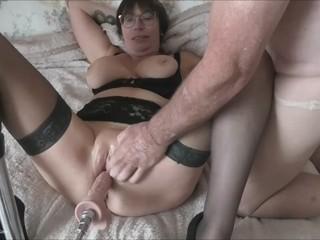 Barby Slut - Cock  Fucking Machine HD Video