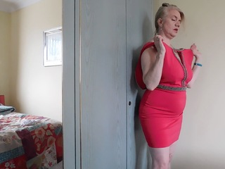 Lily May - Lily Dressed In Pink HD Video