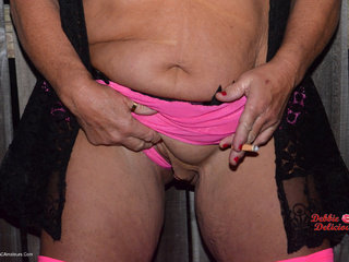 Debbie Delicious - Smoking Hot In Pink  Black Pt4 Picture Gallery