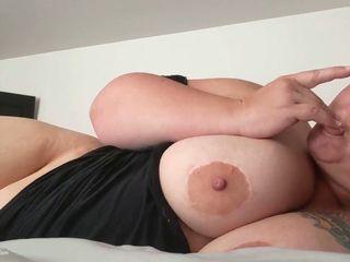 Busty Kris Ann - Good Morning Babe HD Video