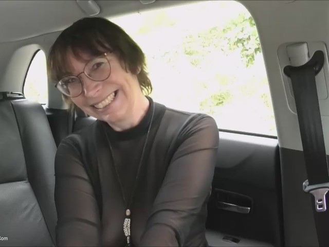 BarbySlut - Naughty Fun On The Road