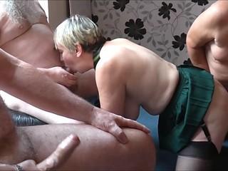 Barby Slut - Gangbang Pt1 HD Video