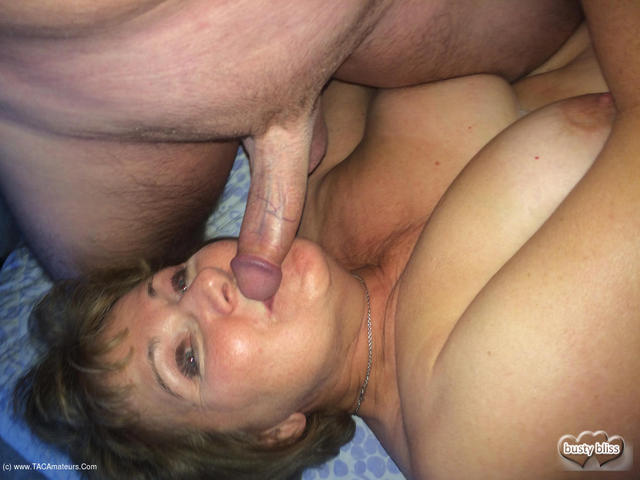 BustyBliss - Savage Busty Cock Sucking