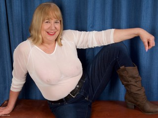 SpeedyBee - White See Through Blouse Pt1 Picture Gallery