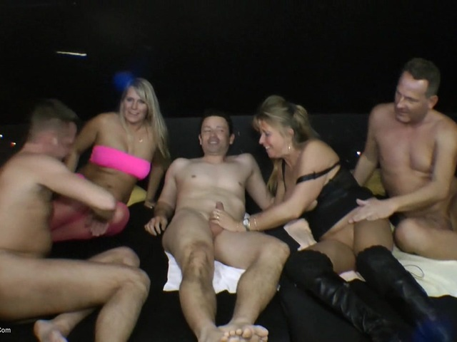 SweetSusi - Our Free For All Bareback Orgy