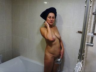 Diana Ananta - Bathroom Pt1 Picture Gallery