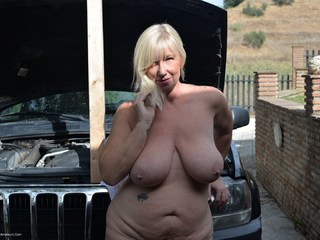 Melody - The Car Mechanic Pt2 Picture Gallery