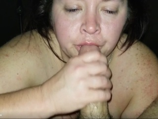 Sexy NE BBW - Even more deep throating pt4 HD Video