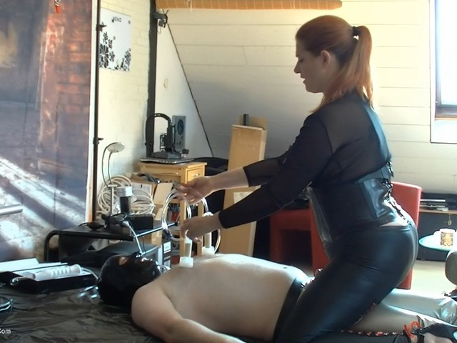 AngelEyes - Private Slave My Toy