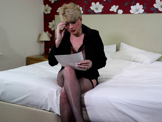 Phillipas Ladies - Dimonty Fucks Her Secretary HD Video