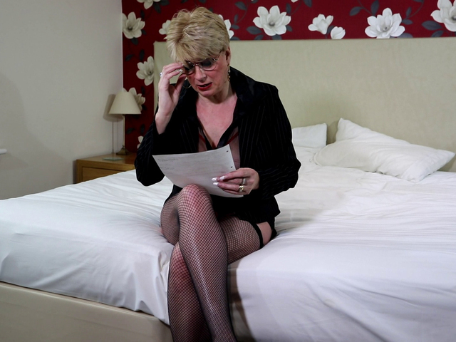 PhillipasLadies - Dimonty Fucks Her Secretary