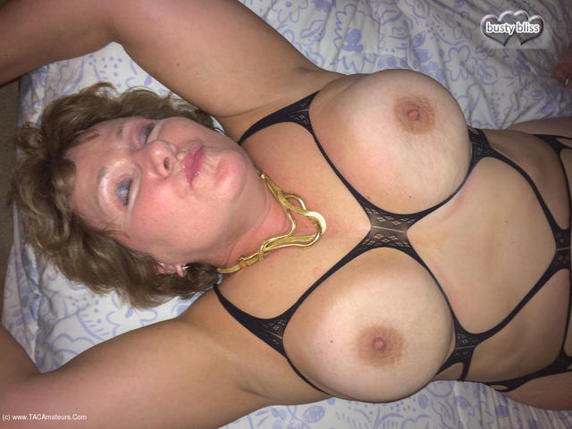 BustyBliss - Busty Bliss Is Strapped For Sex