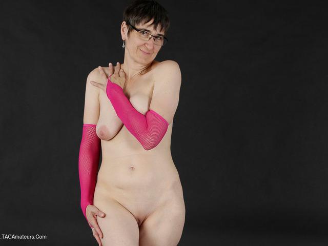 HotMilf - Pink Lingerie