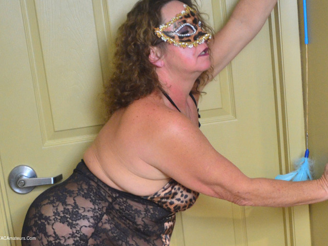DebbieDelicious - Masked Kitty Gets Naughty Pt3