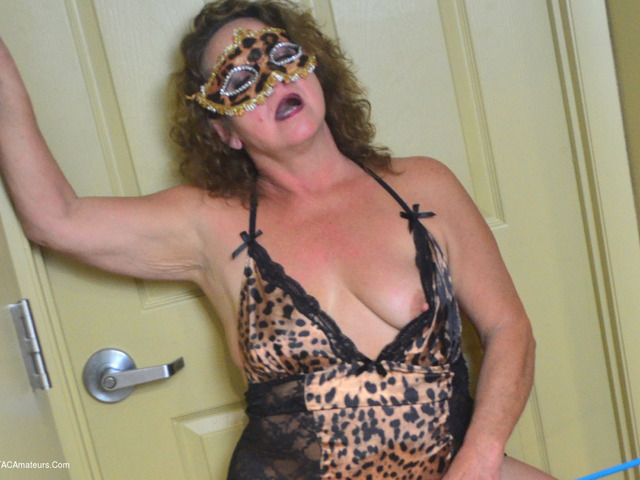 DebbieDelicious - Masked Kitty Gets Naughty Pt4