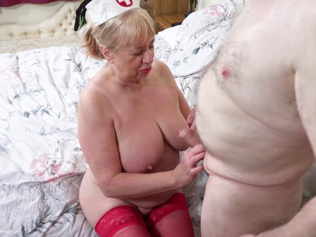 DirtyDoctor - The Dirty Doc  Naughty Nurse Christina Pt4