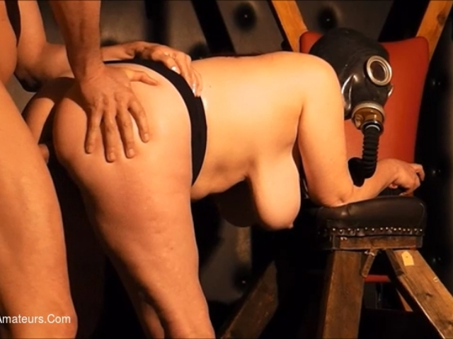 JuiceyJaney - Gas Masking For A Fuck Pt1