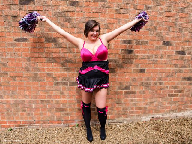Roxy - Chesty Cheerleader Pt2