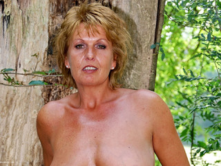 Luscious Models - Mature Lady M Getting Wood Pt2 Picture Gallery