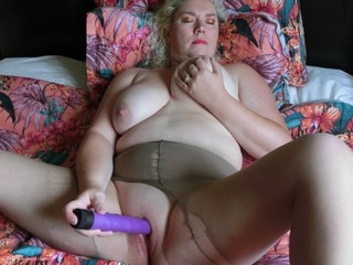 Barby - Naughty Nylon Tights Picture Gallery