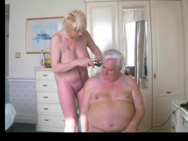 Dimonty - Naked Haircut Pt2