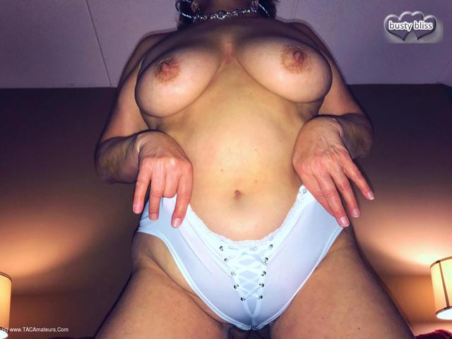 BustyBliss - Silk Ribbon Tie Panties
