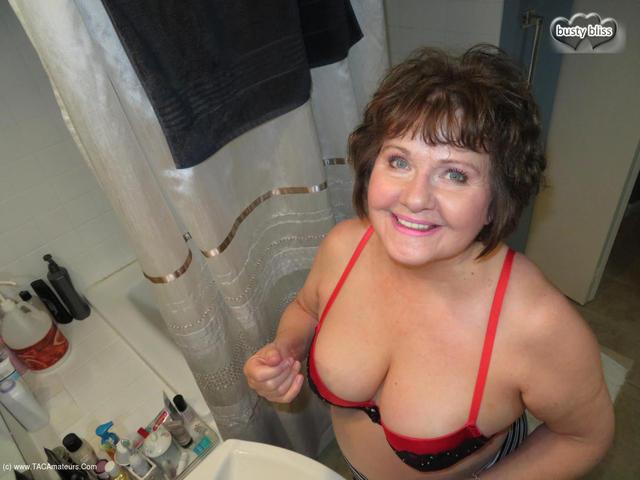BustyBliss - Shave  A Blowjob  Big Tits
