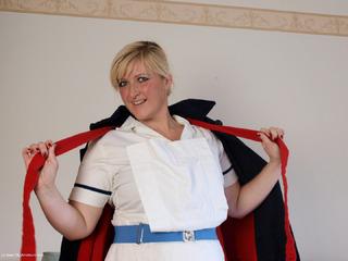 Samantha - Slutty Creampie Nurse Picture Gallery