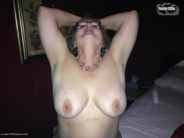 BustyBliss - Swinger Club Sex In The VIP