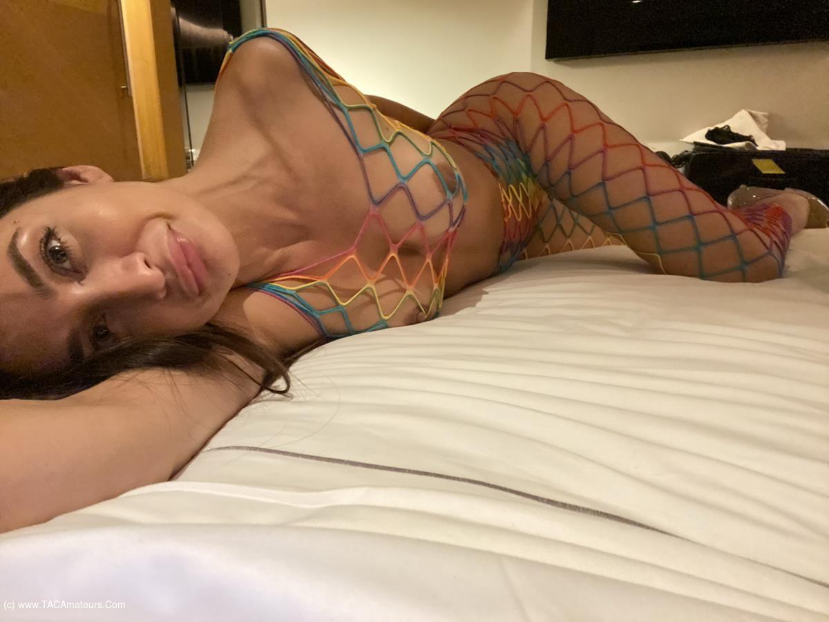 SexyAlinaXXX - Rainbow Modelling