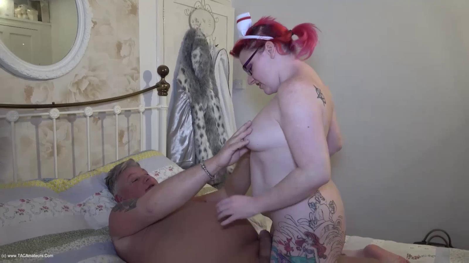 MollieFoxxx - Nurse Fucks Her Patient Pt2