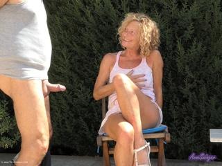 Anne Swinger - My Pool Keeper Fucked Me HD Video