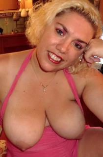 Barby. Barby is a blonde and busty sex queen with great tits and a lust for cock AND pussy or multiples of both