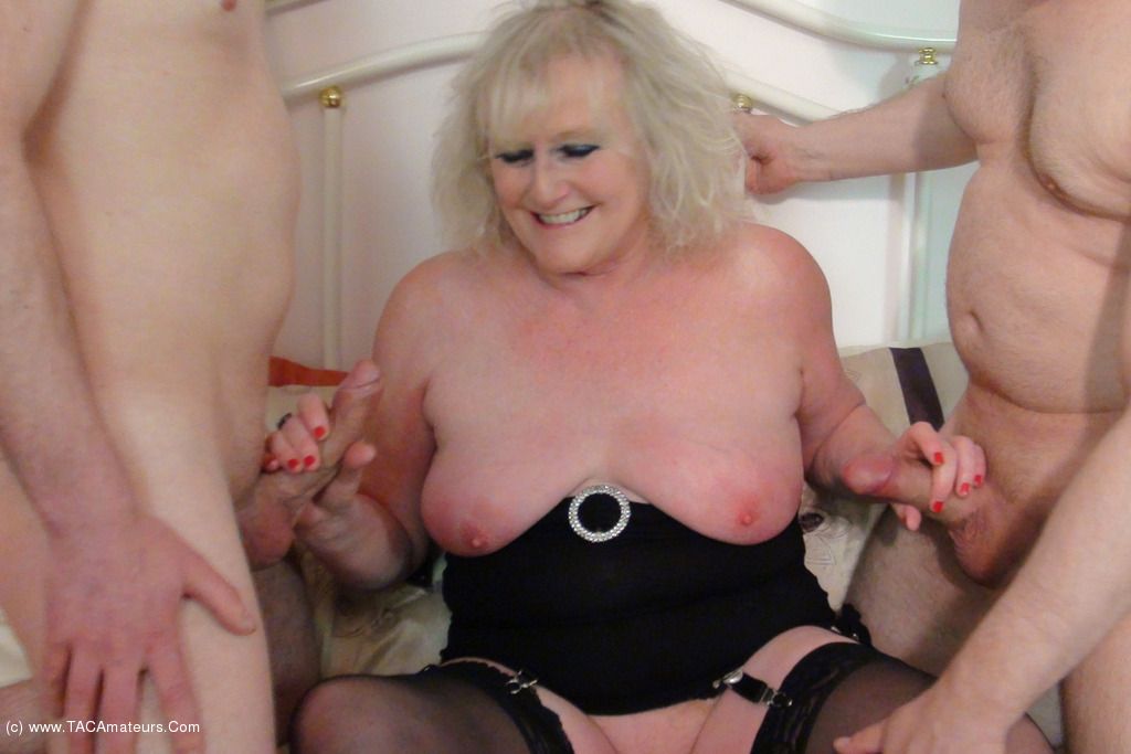 Claire Knight – The Gangbang Granny