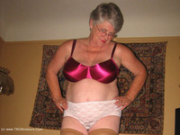 GirdleGoddess - Satin Bra
