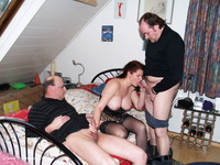 AngelEyes - Two Horny Guys Pt2